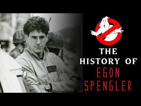 The History Of Egon Spengler