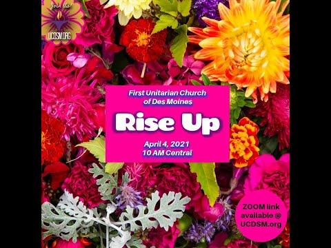30 UCDSM Service April 4 2021 Rise Up Easter