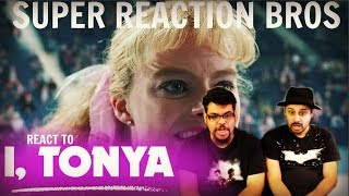 SRB Reacts to I, Tonya Official Red Band Trailer!!!!
