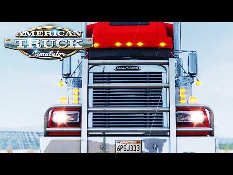 American Truck Simulator Live! #13 - Nicole Drives!