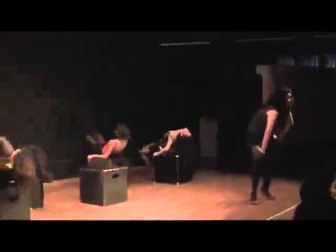 Izara Aishah Menari Tango (Final Year Project)