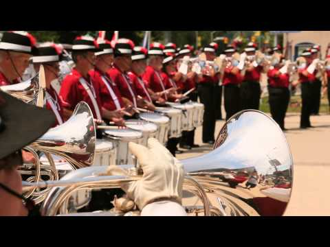 Our History – Preston Scout House Band Inc