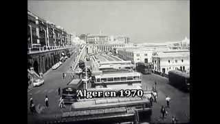 La ville d'Alger en 1970