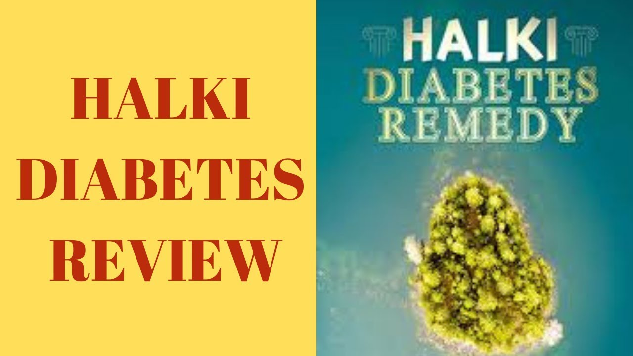 Refurbished Halki Diabetes   Coupon Code