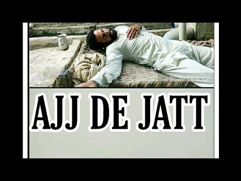 Ajj De Jatt   A Haal Aa Jattan Da   GHAGGA TV