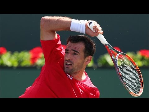 BMW Open | First Round | Ivan Dodig Beats Ernests Gulbis