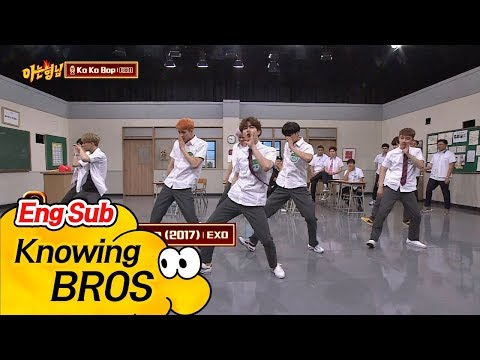 [New Song]  'Ko Ko Bop'♪ performed by EXO- Knowing Bros 85
