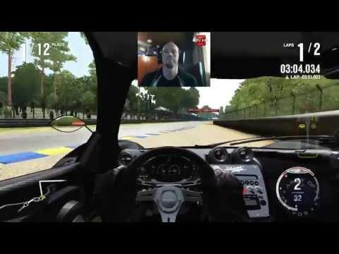 "Forza 4: World Tour ""Drive it like you stole it"""