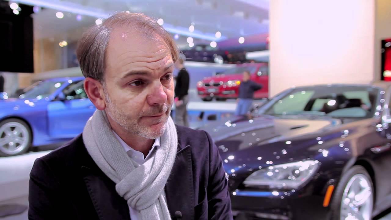 Adrian Van Hooydonk Interview Of Bmw Car Design Youtube