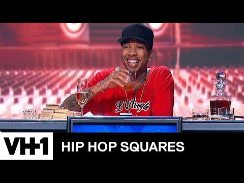 Deray Davis Asks Tyga About Kylie Jenner 'Sneak Peek' | Hip Hop Squares