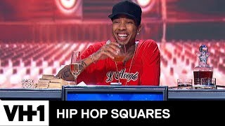 Deray Davis Asks Tyga About Kylie Jenner 'Sneak Peek' | Hip Hop Squares