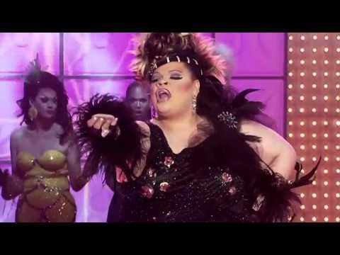 RuPaul's Drag Race | Lip Sync: India Ferrah VS Stacy Layne Matthews