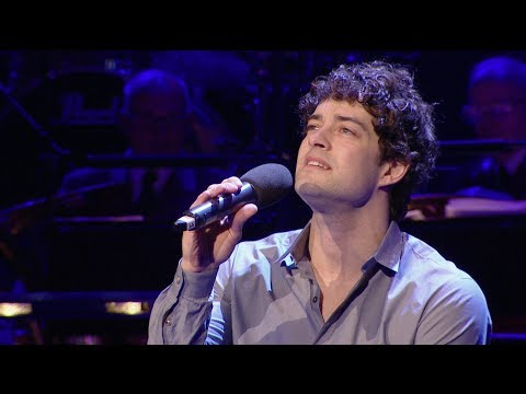 Lee Mead performs 'Bring Him Home' at Salvation Army Carol Concert 2013