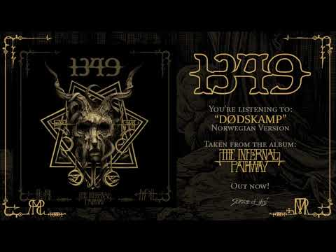 1349 - Dødskamp (Norwegian Version / Bonus Track)