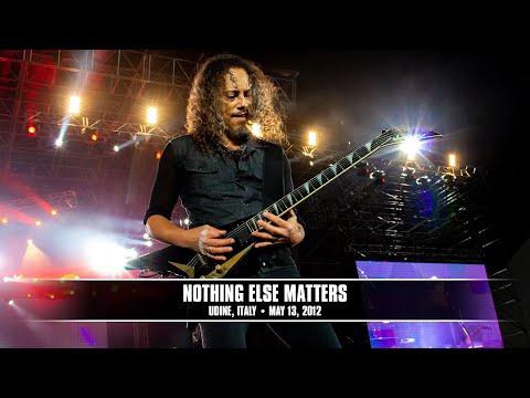 Metallica - Nothing Else Matters (Live - Udine, Italy) - MetOnTour Thumbnail image
