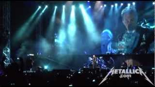 Metallica - Nothing Else Matters (Live - Udine, Italy) - MetOnTour