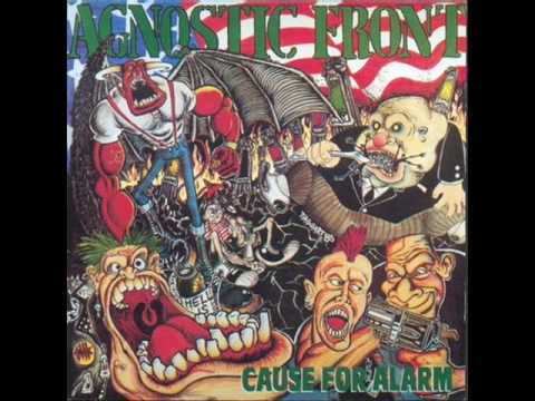 Agnostic Front - The Eliminator