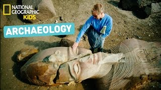 All About Archaeology   Nat Geo Kids Archaeology Playlist