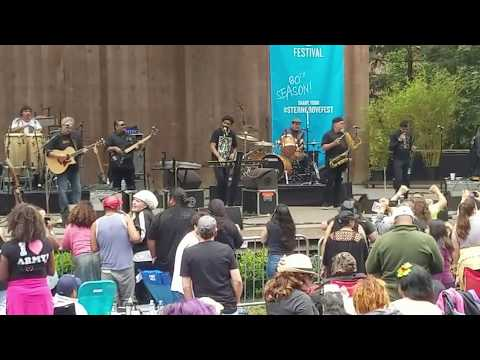 ALL DAY MUSIC by  WAR  STERN GROVE FESTIVAL 8-13-17
