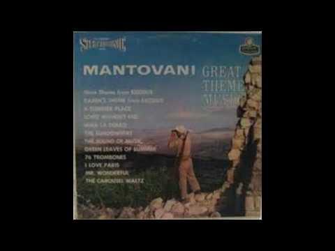 Mantovani – Great Theme Music - 1961 - full vinyl album