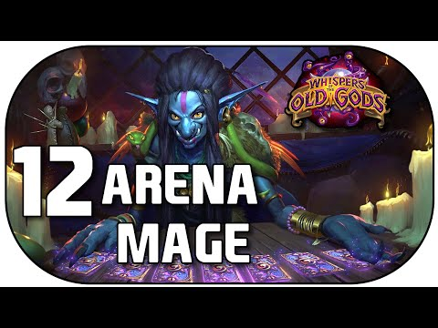HEARTHSTONE  WoG ARENA #12 Mech Mage 4-2  ★ [Deutsch/German] Let's Play Hearthstone OG