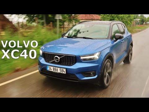 Test - Volvo XC40