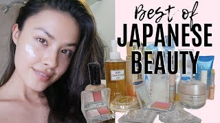 TOP CULT FAVORITE JAPANESE BEAUTY PRODUCTS | My Best Recommendations!