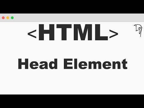 HTML | Head Element #05