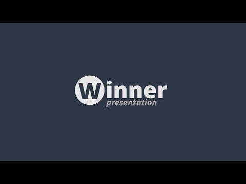 Winner PowerPoint Presentation