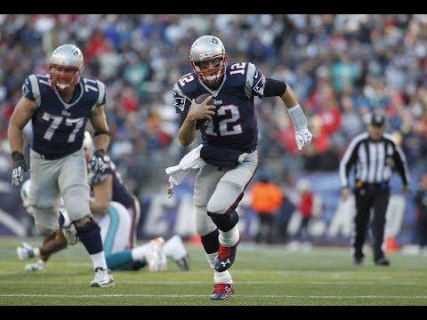Best of Tom Brady Running
