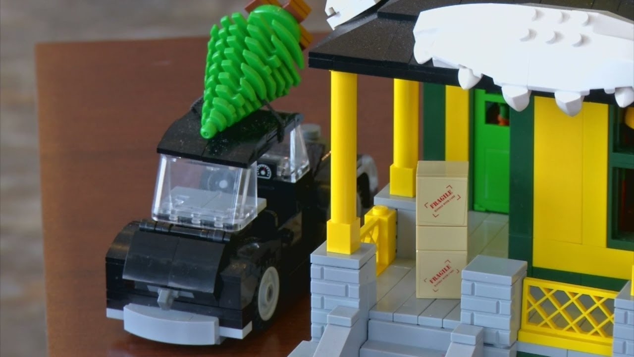 a christmas story house may soon be a lego set - When Is A Christmas Story Set
