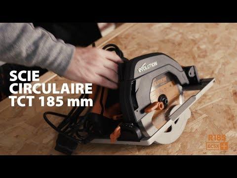 Chop Scie Couper MacHine Bois Métal Aluminium cutter RAGE 2 Evolution Outil Électrique