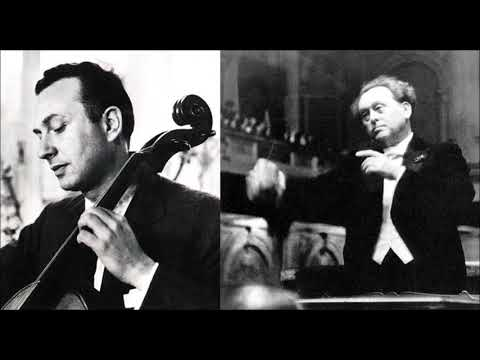 "Dvorak ""Cello Concerto"" Maurice Gendron/Willem Mengelberg"