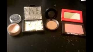 MY FAVORITE CONCEALER, HIGHLIGHTER, BRONZER, BLUSH! THE BALM, NARS, TOO FACED!!! Thumbnail
