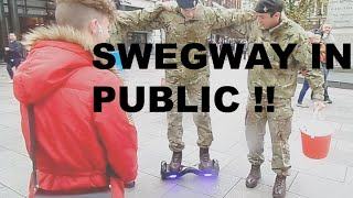 SEGWAY IN PUBLIC !! | SHOULD THEY BE ILLEGAL ??