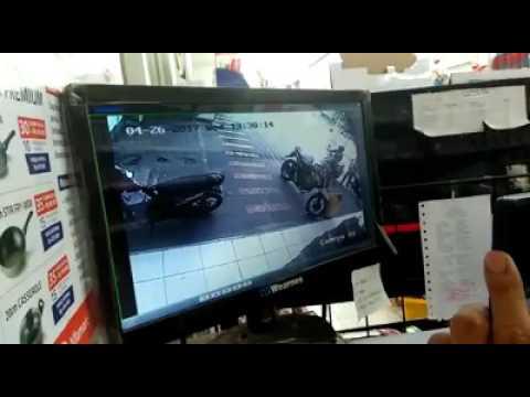 Pelaku curanmor bersenjata api di parkiran Alfamart Pondok Rajeg Depok, digagalkan krn kepergok