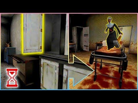 Телепортировал монахиню и себя с помощью шкафа | Evil Nun 1.1.7