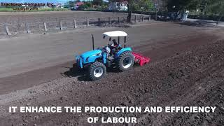 TRACTORCO - Land Preparation Demonstration