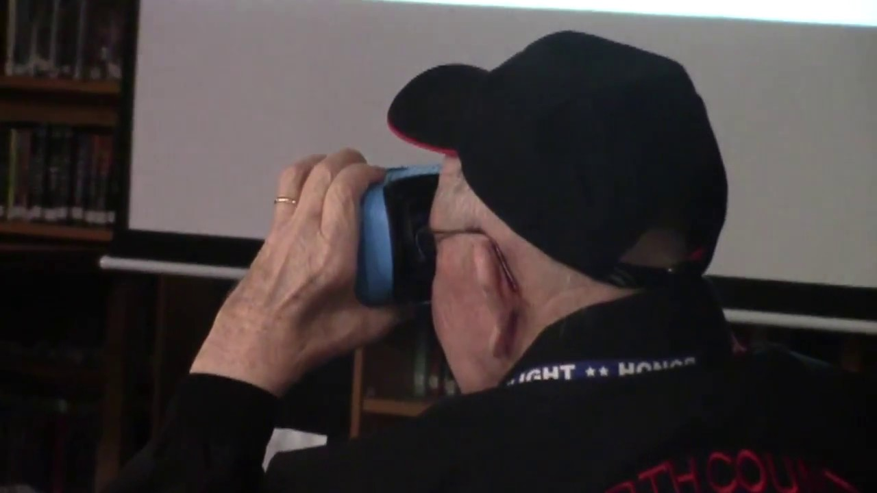 Virtual Reality Extra  10-21-17