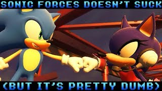 Sonic Forces Doesn