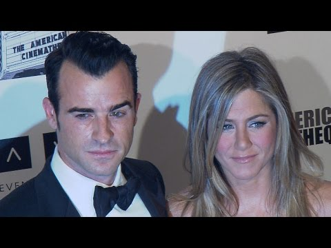 Jennifer Aniston and Justin Theroux's Cutest Moments Ever