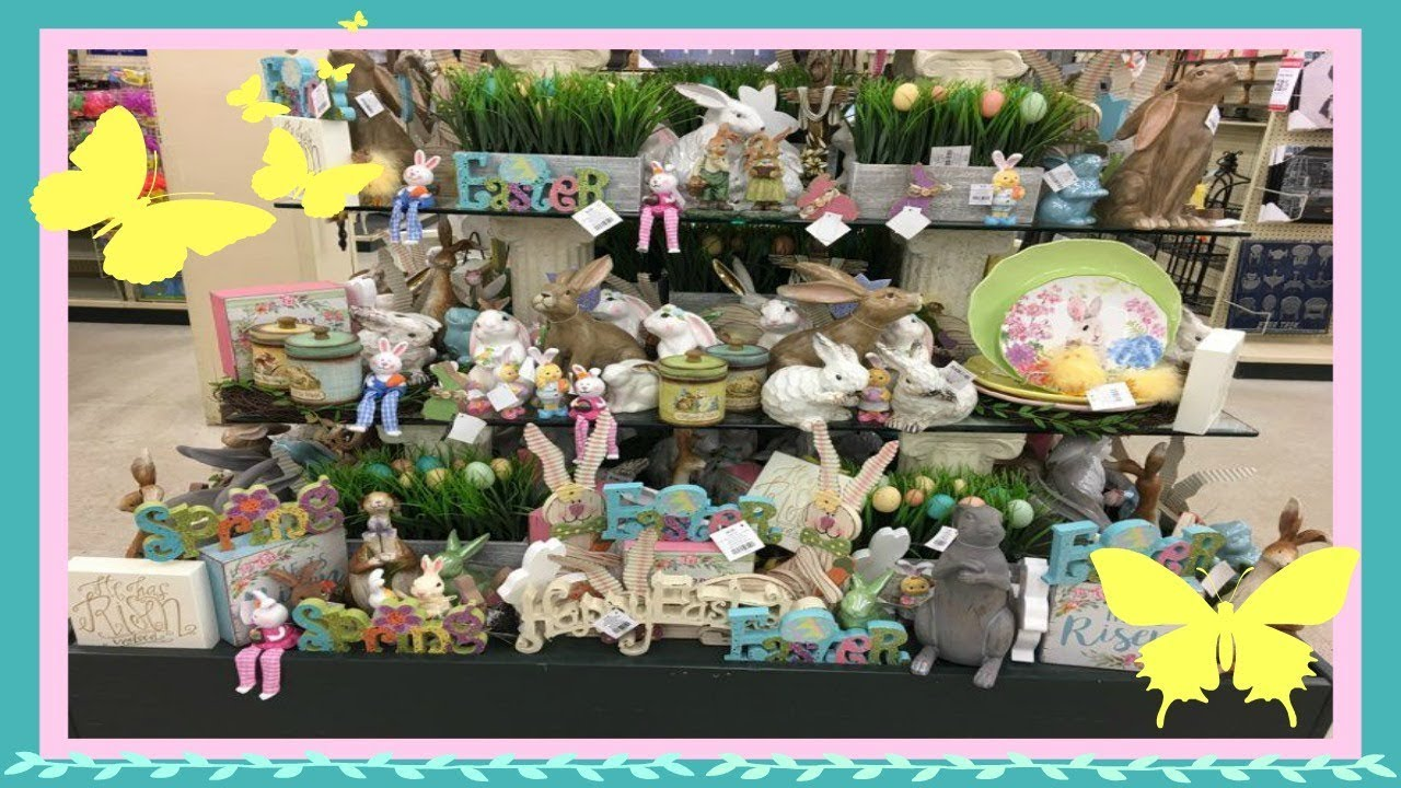 Easter decor shopping at hobby lobby spring 2018 youtube easter decor shopping at hobby lobby spring 2018 negle Choice Image