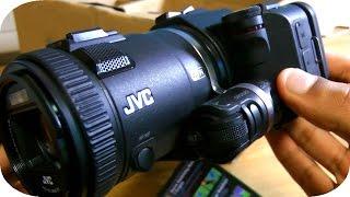 best Youtube Camera (2014-2015) - JVC GC-PX100 Unboxing!