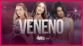 Veneno - Anitta | FitDance TV (Coreografia) Dance Video