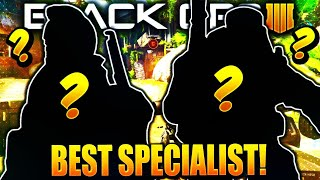 THE BEST SPECIALIST IN BO4! RANKING THE SPECIALISTS FROM  BEST TO WROST IN BLACK OPS 4! BO4 TIPS