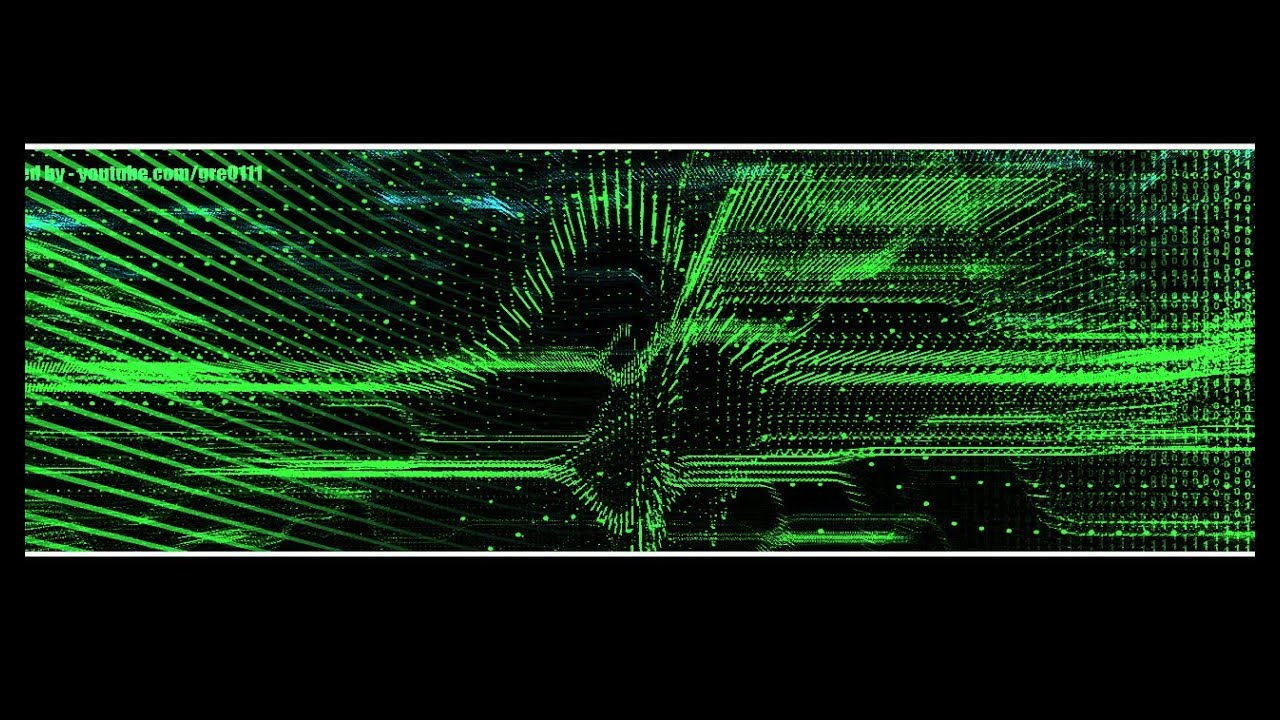 Matrix - Free YouTube One Channel Art - Banner Design - YouTube