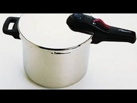 How To Use A Pressure Cooker Youtube