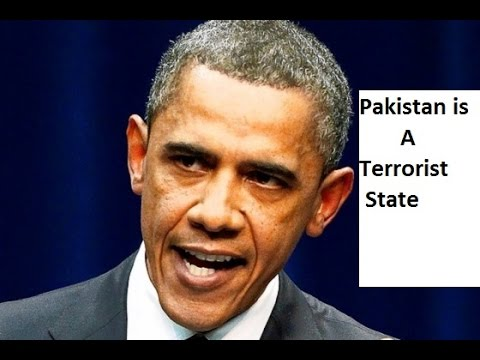 US under pressure  to declare Pak a terrorist state !! See the video