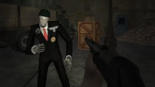 Slenderman History: WWII Faceless Horror // Walkthrough