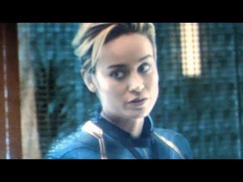 Теперь мы понимаем, как Капитан Марвел нашла Тони Старка в космоса